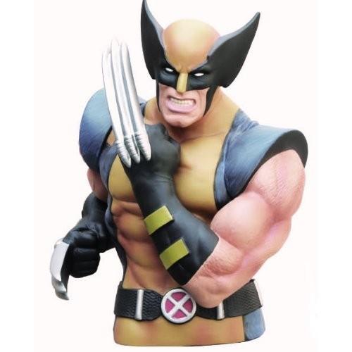 Alcancía Wolverine