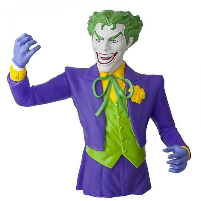 Figura Joker Bust Bank DC Comics