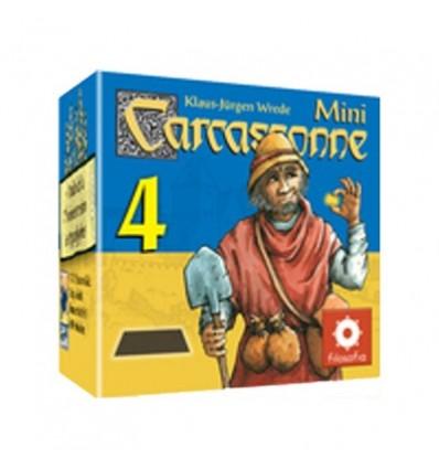 Carcassonne Mini Expansiones Minas de Oro