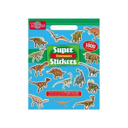 Stickers Super  Dinosaurus
