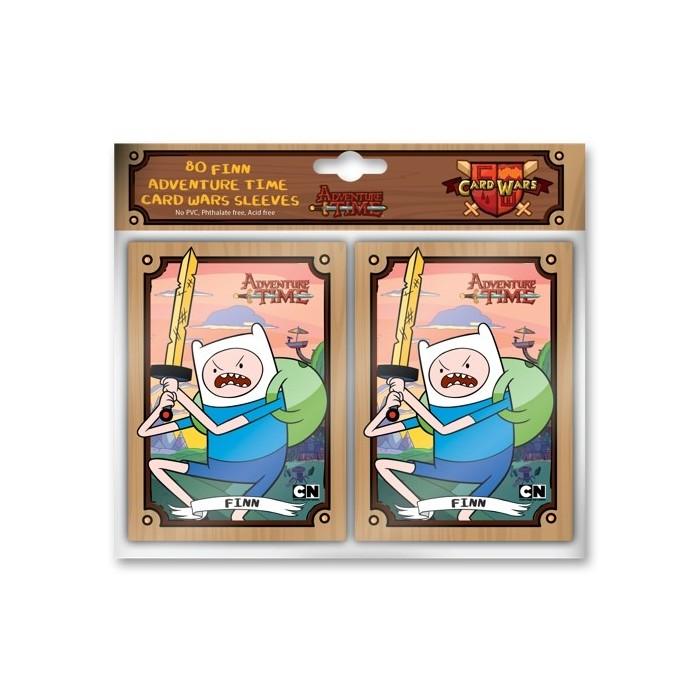 Adventure Time Card Wars: Protectores de Cartas Finn