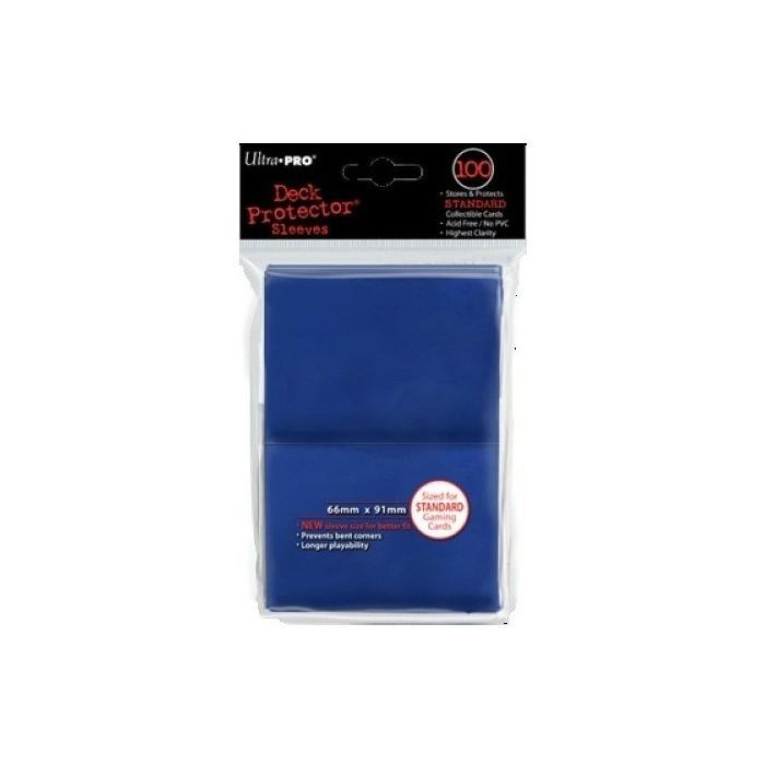 Protector de Cartas Ultra Pro 100 - Standard Azul