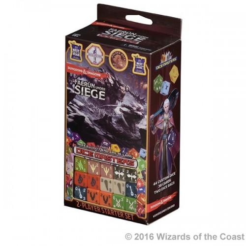 Dice Masters - Faerûn Under Siege Starter Pack