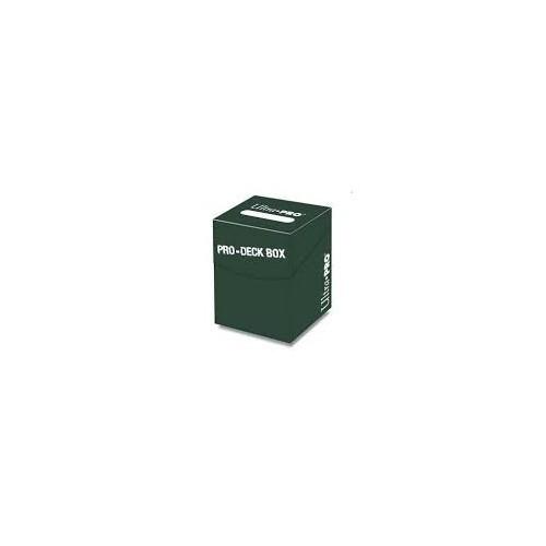 Pro-Deck Box +100 Ultra Pro - Verde
