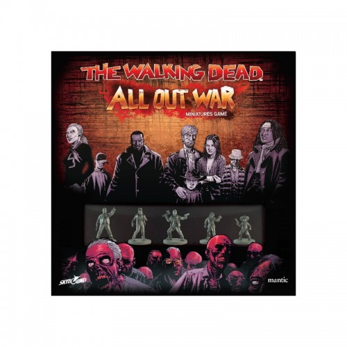 The Walking Dead - All Out War Core Set