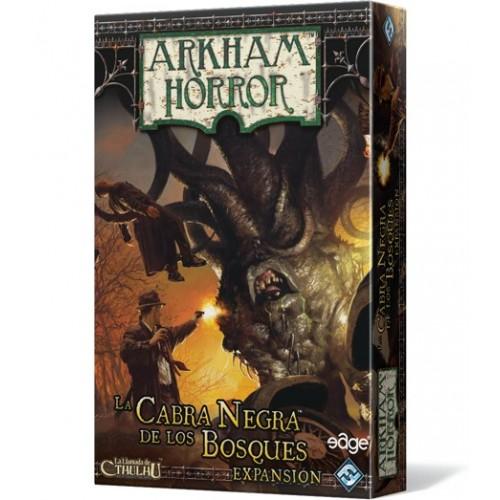 Arkham Horror - El que Acecha en el Umbral